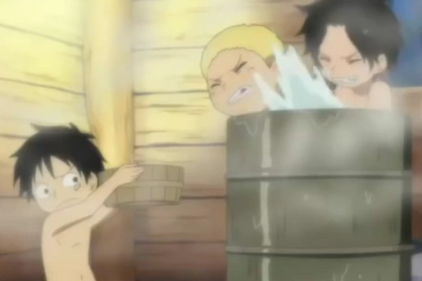 One Piece Cutest Moment 11