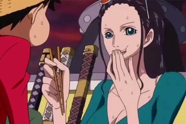 One Piece Cutest Moment 8