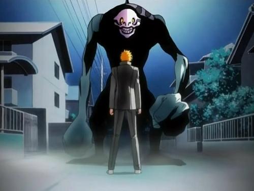 Bleach Hollow Ichigo