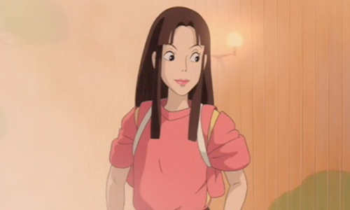 Spirited Away Lin
