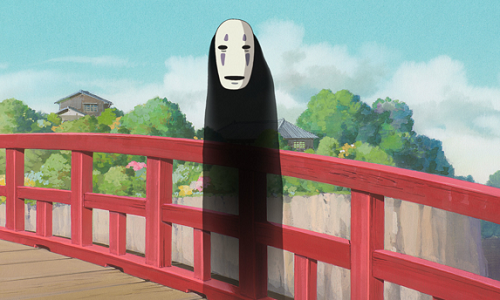 Spirited Away Kaonashi No Face