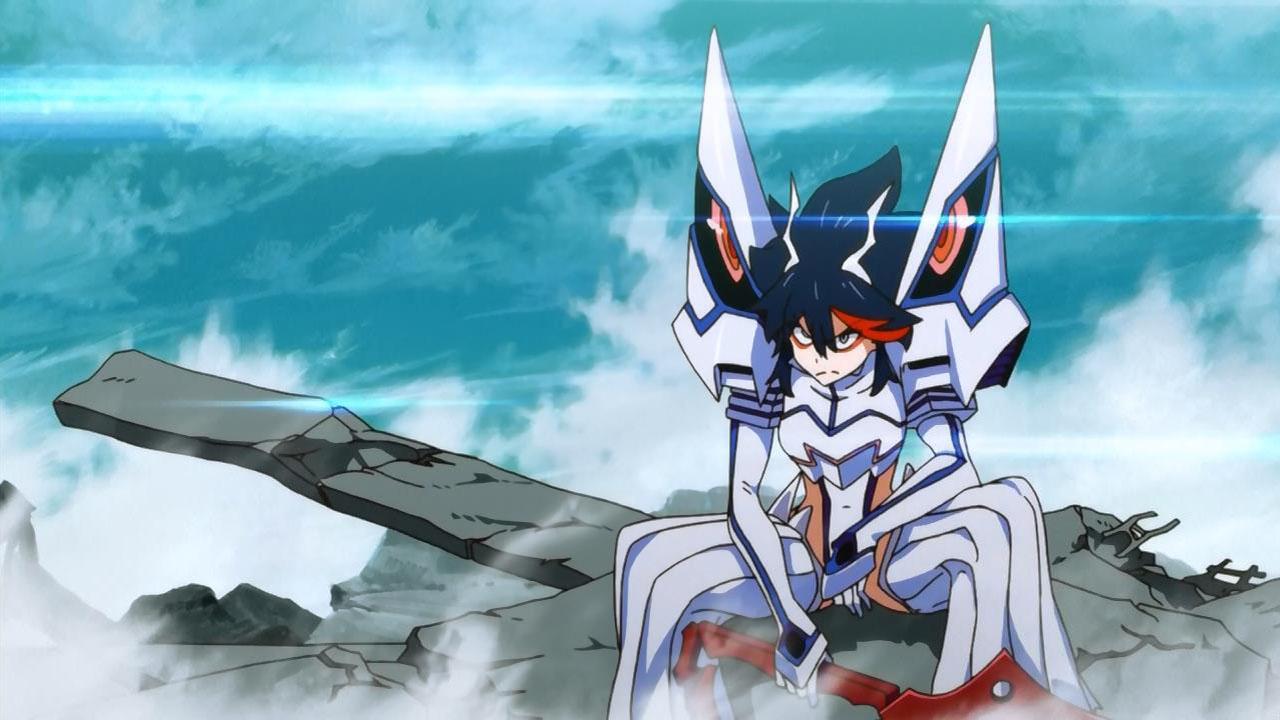 Kill la Kill Junketsu and Ryuko