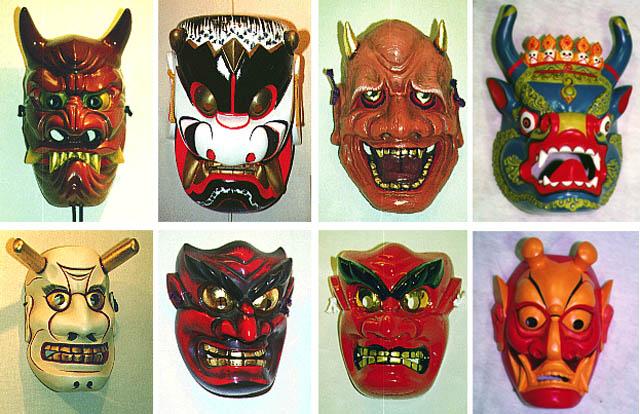 Japanese Folktales: Oni