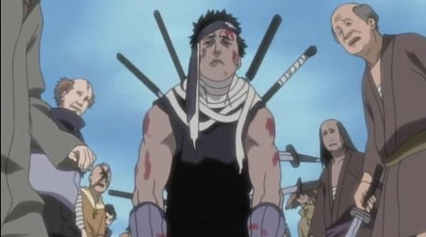 Naruto Zabuza