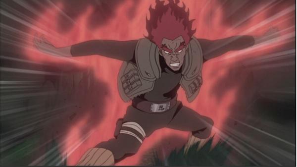 Naruto gai