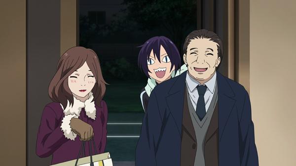 Funny Moments Noragami Yato Hiyori house