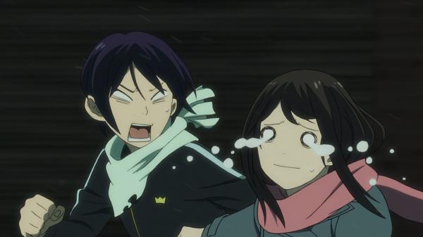 Funny Moments Noragami Yato Hiyori phantom