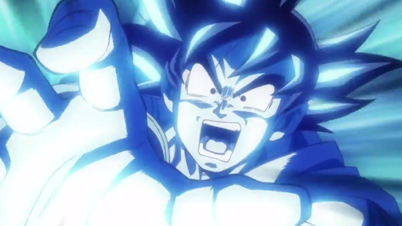 Dragon Ball Super attack goku