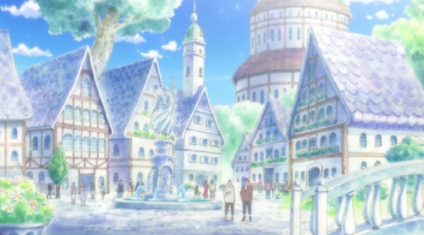 One Piece White Town