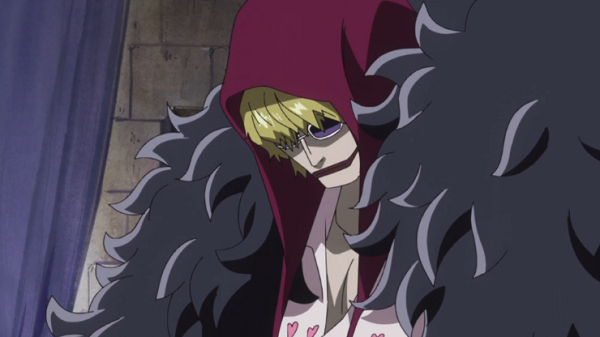 One Piece Corazon