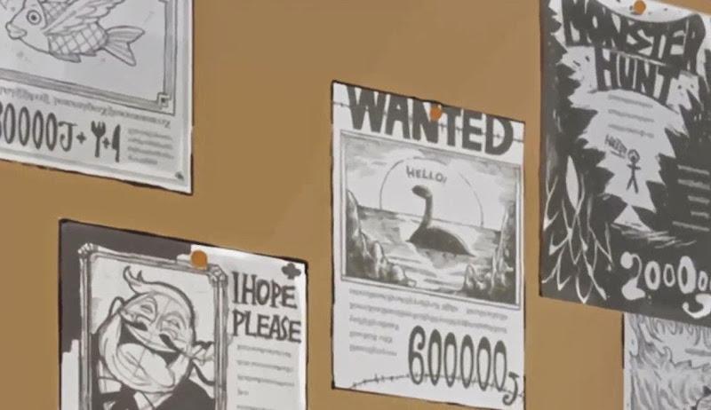 Fairy Tail's Request Board