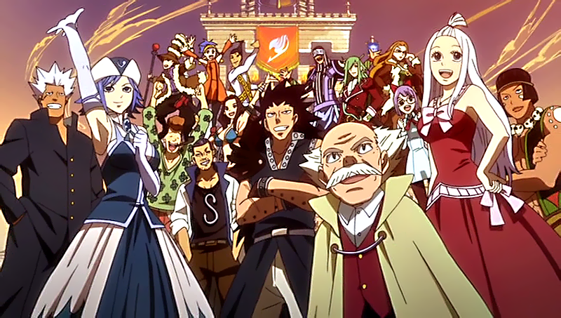 A Fairy Tail Guild is Your Family