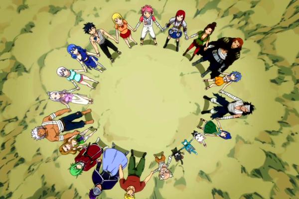 Fairy Tail Sad Moments - 20