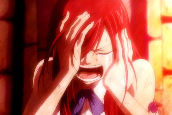 Fairy Tail Sad Moments - 19