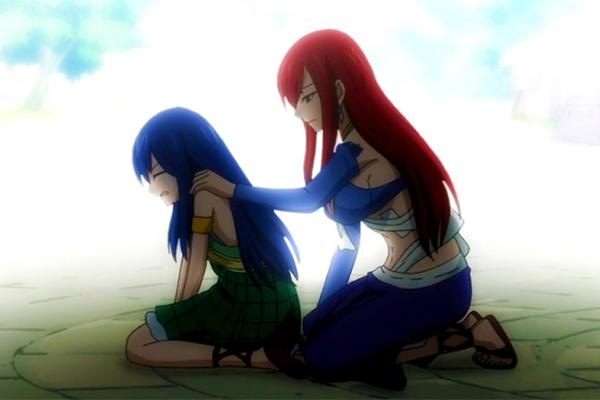 Fairy Tail Sad Moments - 14