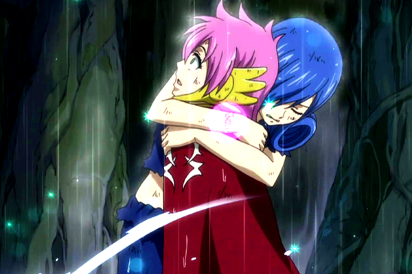 Fairy Tail Sad Moments - 9