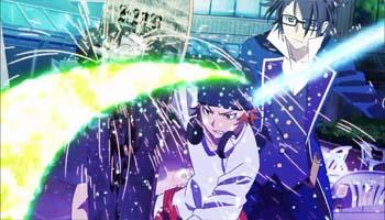 Misaki Saruhiko K: Return of Kings