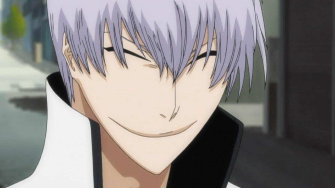 Bleach Gin Ichimaru