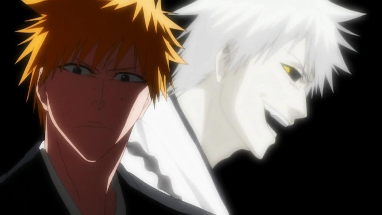 Bleach Ichigo Kurosaki & Hollow Ichigo