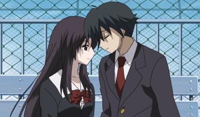 School Days, Makoto Itou and Kotonoha Katsura