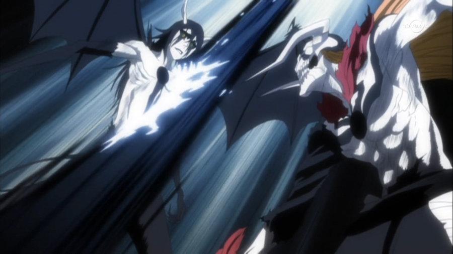 Bleach Ulquiorra Cifer & Kurosaki Ichigo