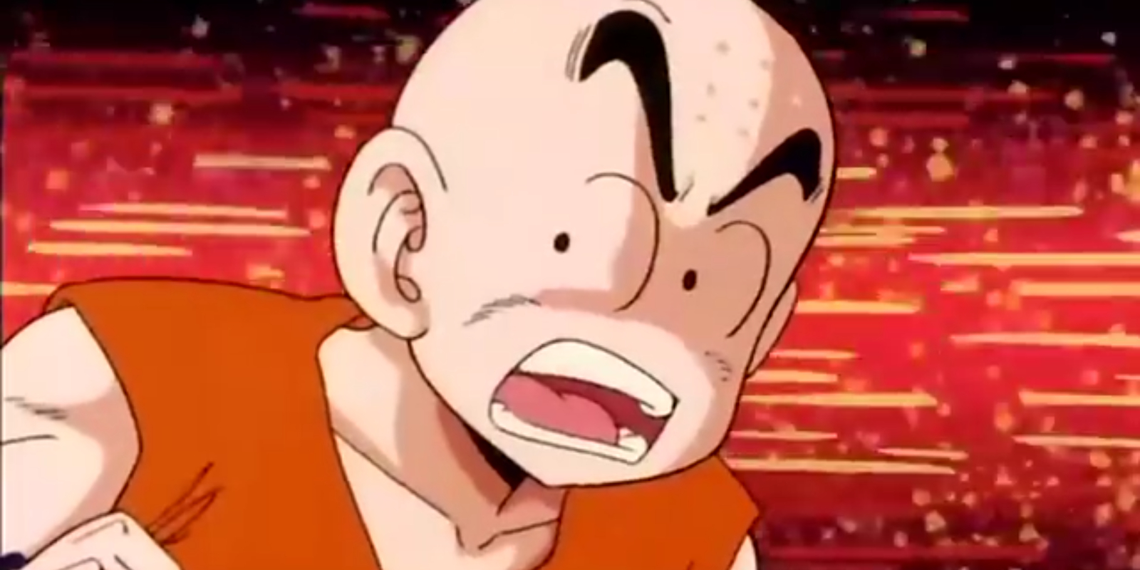 Dragon Ball Z Krillin