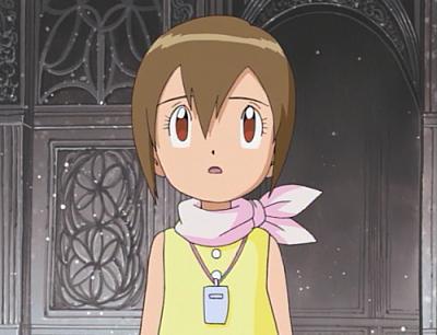 Digimon Adventure_Hikari Kamiya