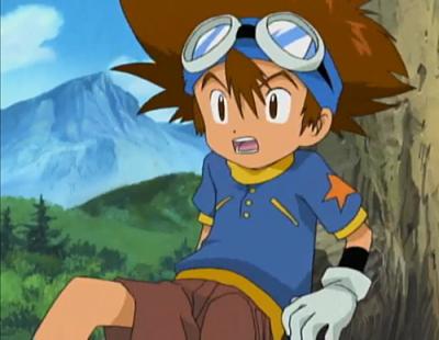 Digimon Adventure_Taichi Yagami