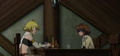 Akame ga Kill Leone Booze