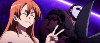 Akame ga Kill Chelsea Warning
