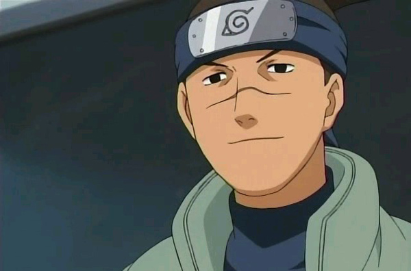 Naruto Iruka Umino