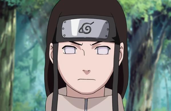 Naruto Neji Hyuga