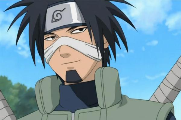 Naruto Kotetsu Hagane