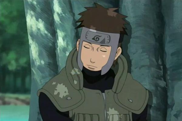 Naruto Yamato