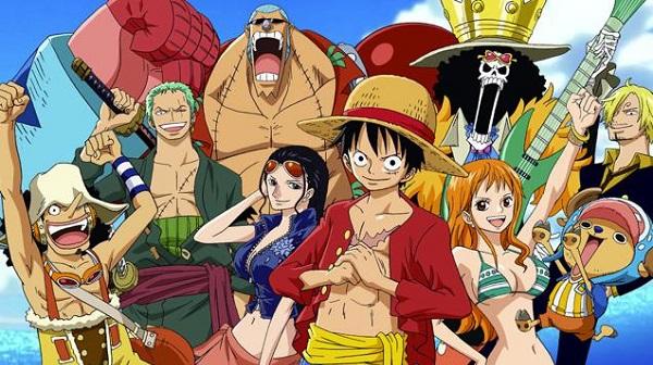 One Piece crew