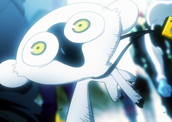 Anime mascots - Sonic - Kekkai Sensen