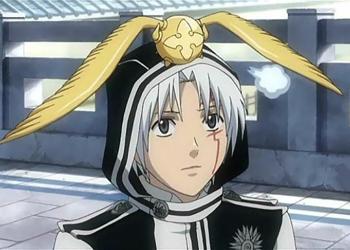 Anime mascots - Timcanpy - D.Gray-Man