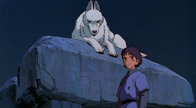 Thoughtful Quotes Princess Mononoke Hime Moro wolf Ashitaka