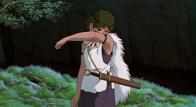 Thoughtful Quotes Princess Mononoke Hime San human smell