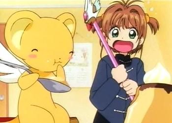 Anime mascots - Kerberos - Cardcaptor Sakura