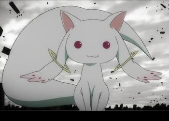 Anime mascots - Kyuubey - Majou Shoujo Madoka Magica