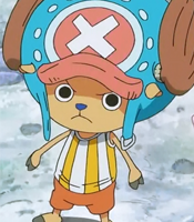 Anime mascots - Chopper - One Piece