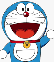 Anime mascots - Doraemon