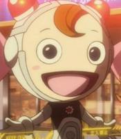 Anime mascots - MWPSB mascot -