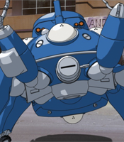 Anime mascots - Tachikoma - Ghost in the Shell