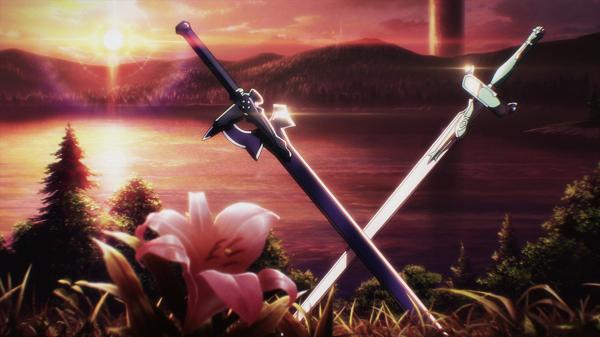Elucidator Weapon Sword Art Online