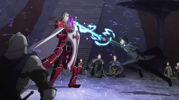 Elucidator Weapon Sword Art Online Kirito Rage Spike