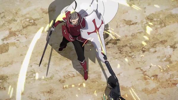 Elucidator Weapon Sword Art Online Kirito Vorpal Strike