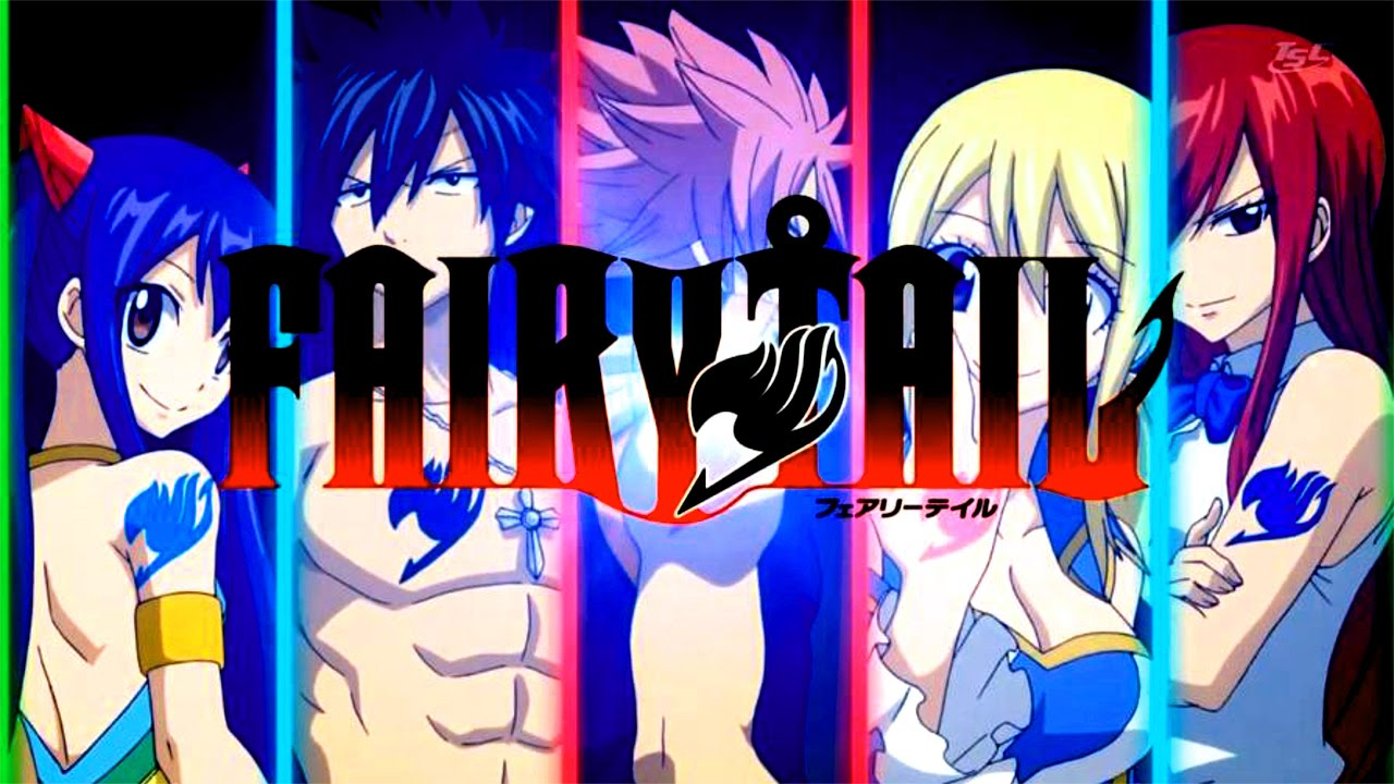 The Fairy Tail Guilds And Their Logos Myanimelist Net
