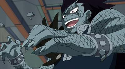 Fairy Tail Dragon Slayer Gajeel